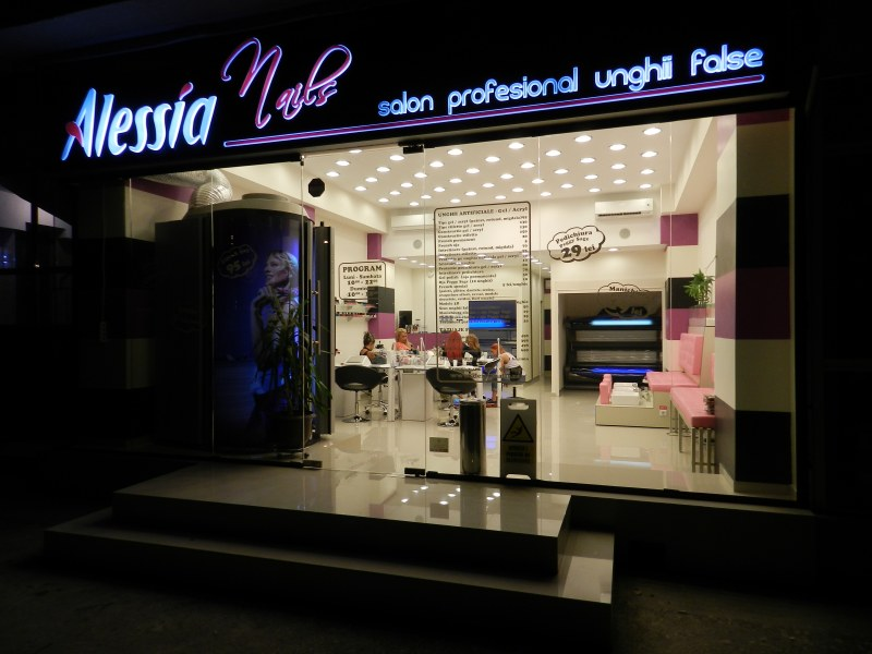 Salonul ALESSIA NAILS din Sector 6  NailShopro