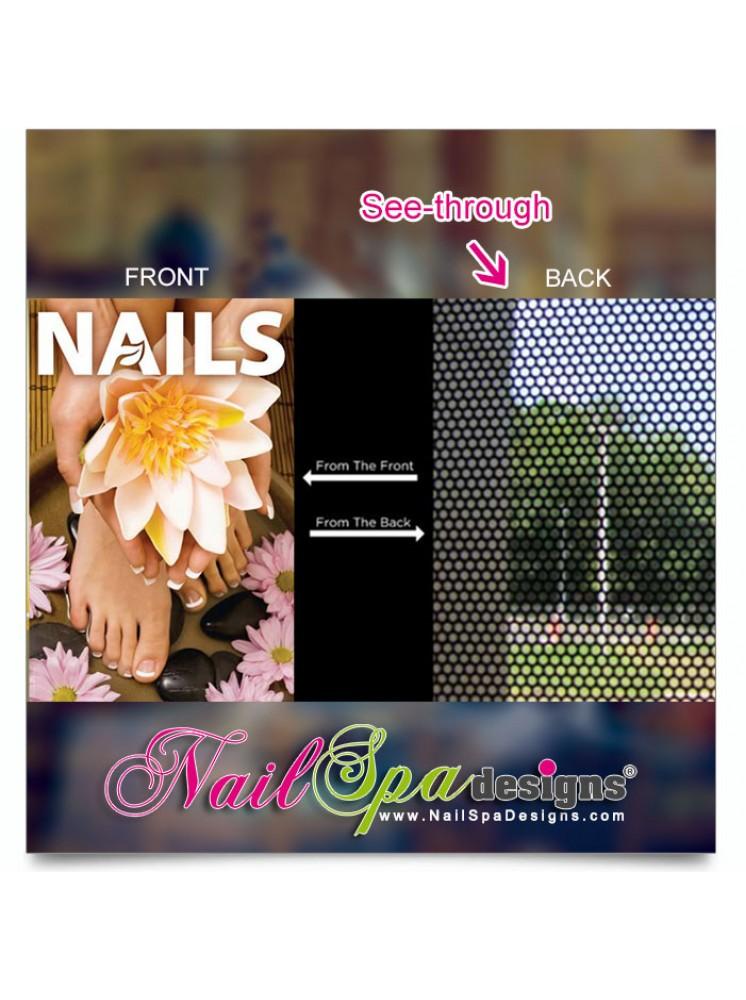 nail spa designs