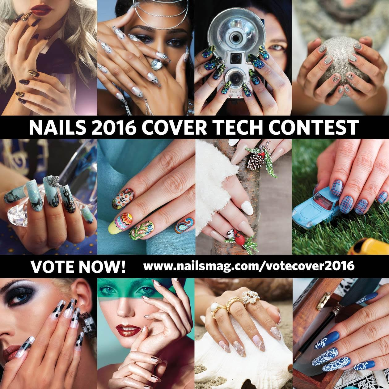 Nails Magazine Competition 2016 | Nail Spa Haven