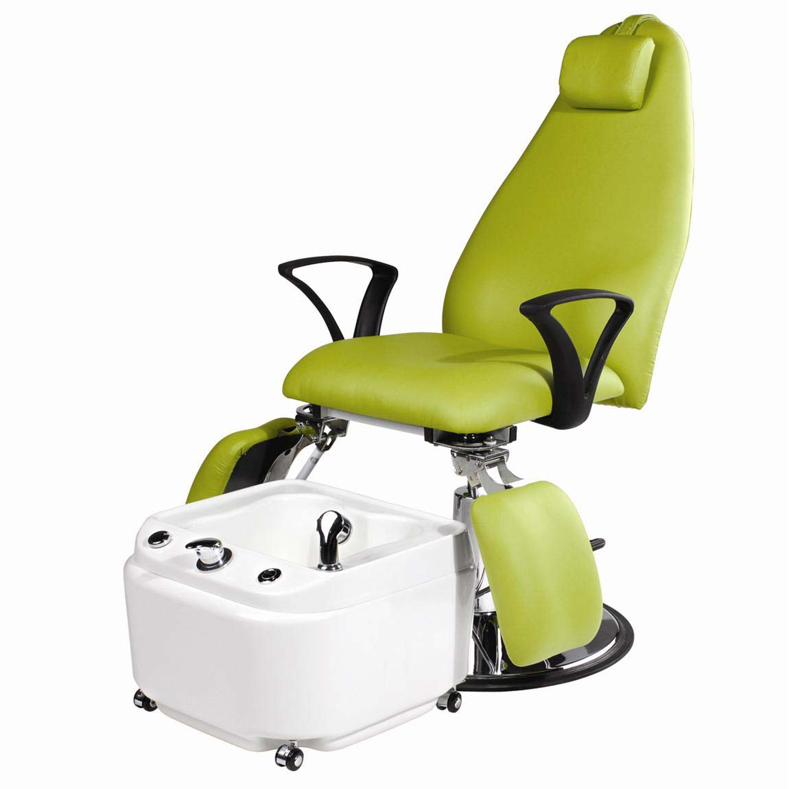 portable pedicure chairs blue accent chair with arms eurostyle spa hydraulic beauty
