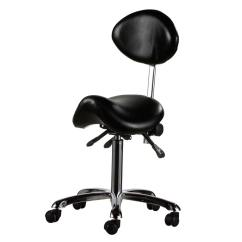 Ergonomic Chair Design Guidelines Wedding Cover Hire Lancaster Eurostyle Saddle For Nail Technician Ultimate