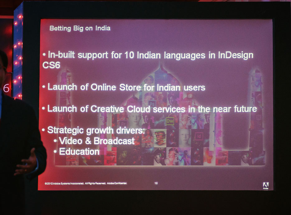 Adobe Creative Suite CS6 India Press Launch Event. Photography by professional Indian lifestyle photographer Naina Redhu of Naina.co