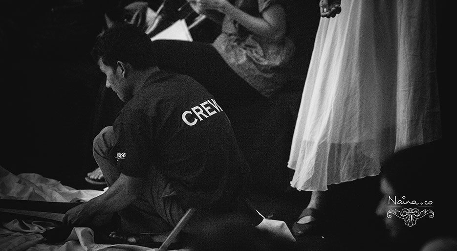 Backstage at Blenders Pride Fashion Tour 2012, BPFT2012 photographed by photographer Naina Redhu of Naina.co