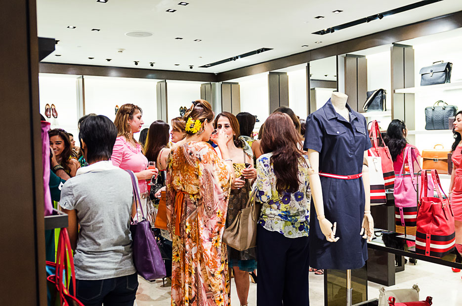 Bally Switzerland. Luxury Swiss brand launch event. Photography by professional Indian lifestyle photographer Naina Redhu of Naina.co