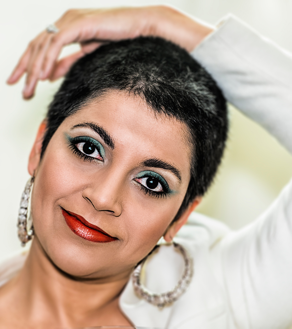 Headgear : self portraits. Series. Portraiture photography by professional Indian lifestyle photographer Naina Redhu of Naina.co