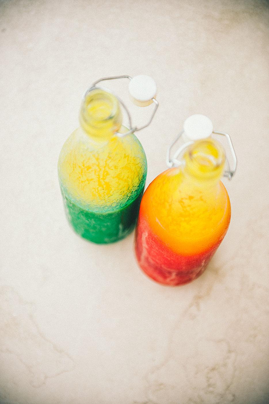 Mango White Wine Sangria. Food, Beverage & Lifestyle Photography by professional photographer Naina Redhu