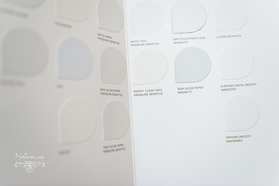 Mohawk Paper, Chip charts. Photography by photographer Naina Redhu of Naina.co