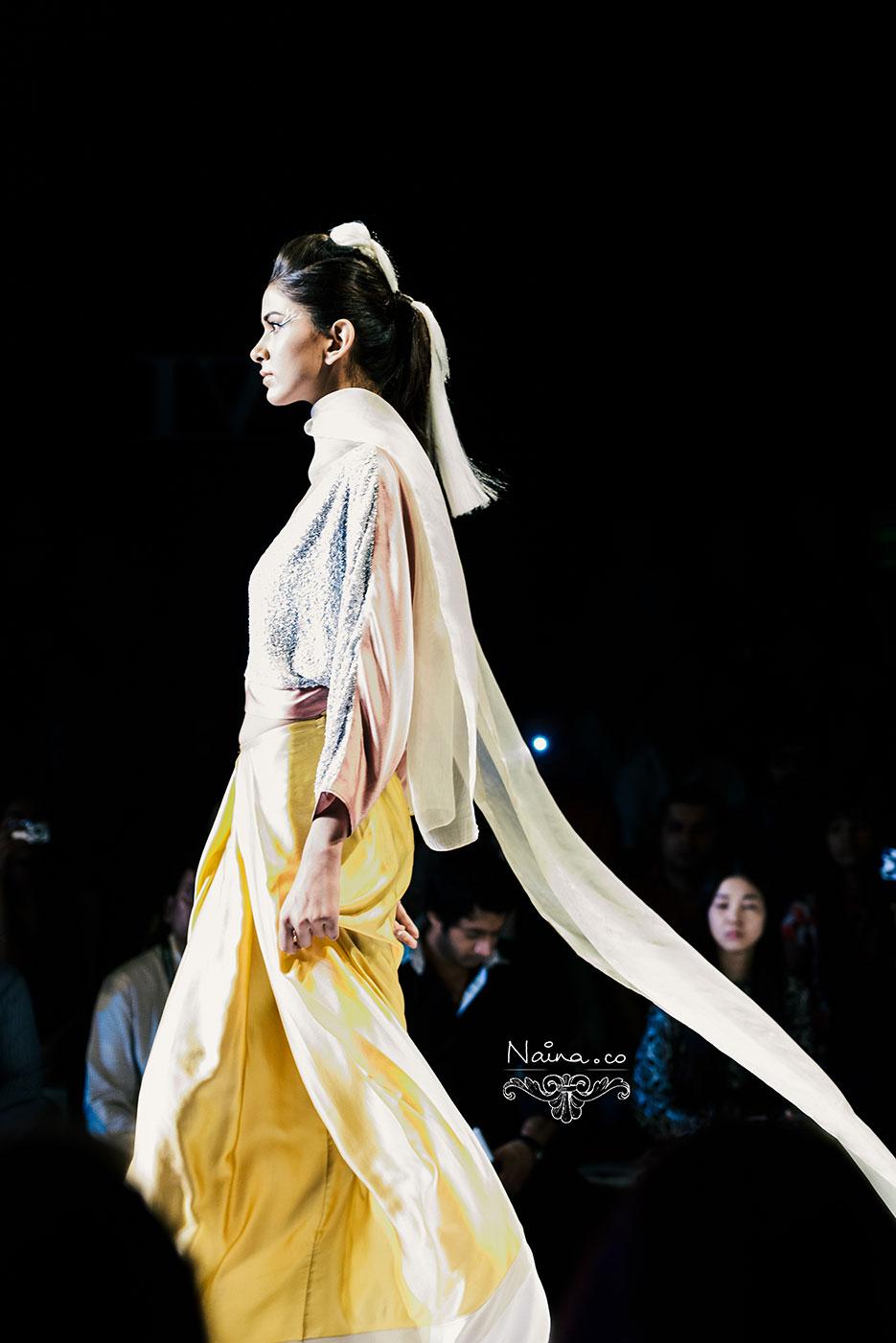 Wills Lifestyle India Fashion Week, Spring Summer 2013. Wendell Rodricks by photographer Naina Redhu of Naina.co