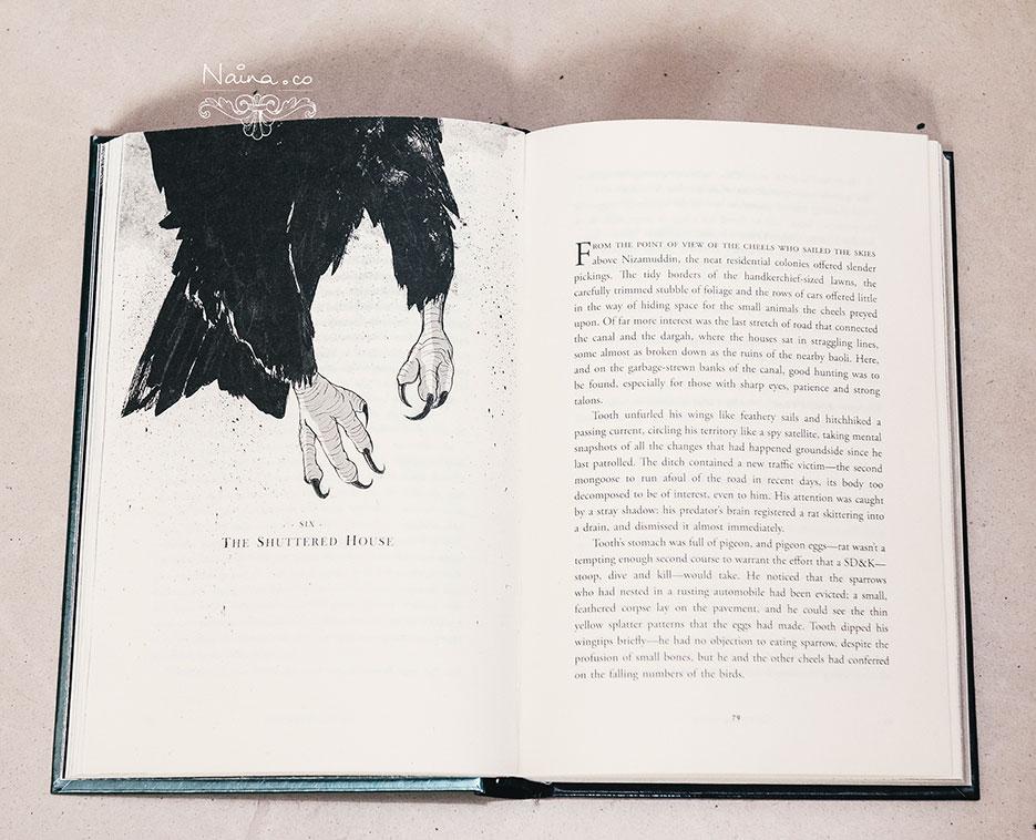The Wildings, Nilanjana Roy, Fiction, Aleph Book company. Book review by photographer Naina Redhu