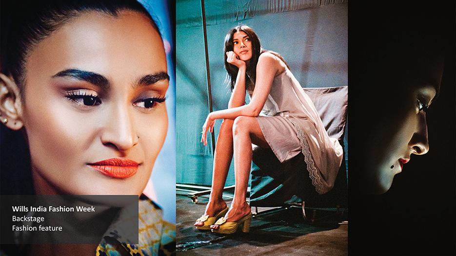 PDF portfolio of professional photographer Naina's commercial, lifestyle, editorial, wedding and portraiture photography