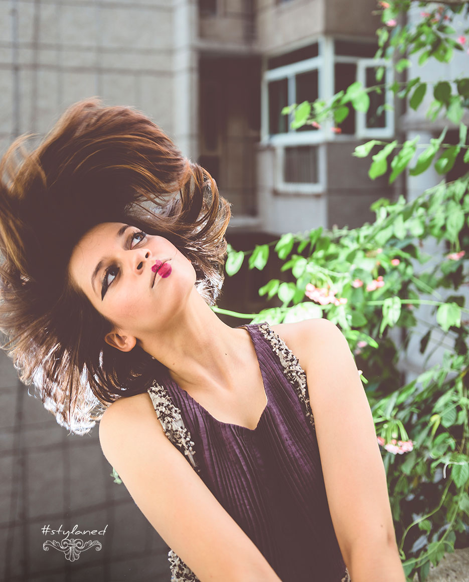 #stylaned Fashion features by photographer Naina Redhu and designer / stylist / blogger Akanksha Redhu for Anand Bhushan