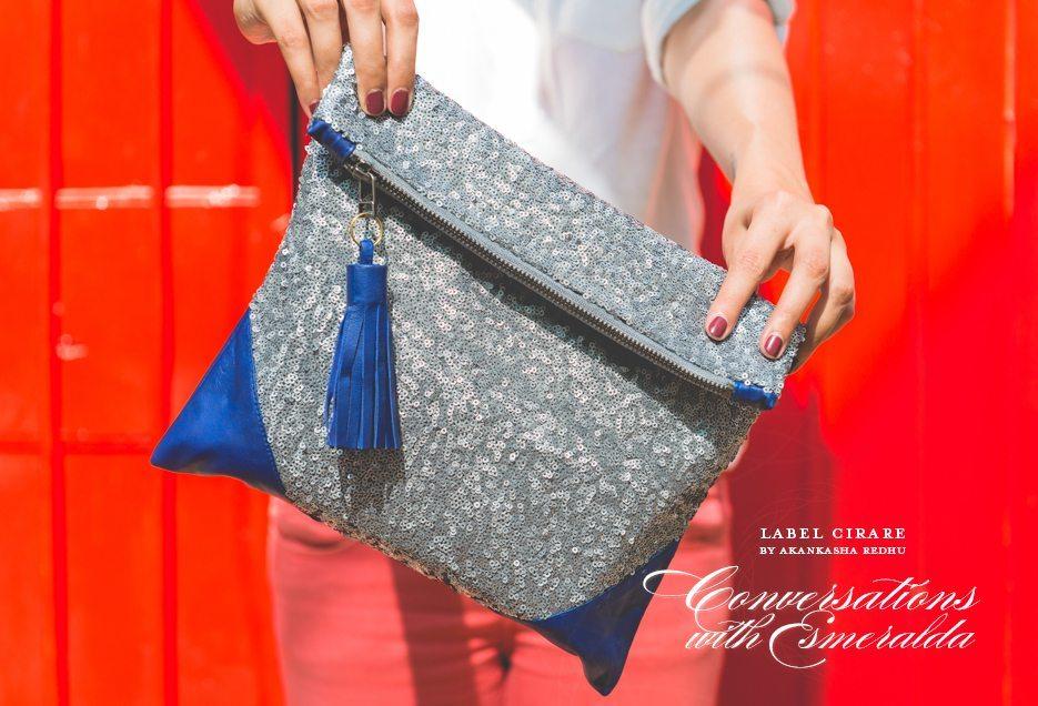 Label Cirare Akanksha Redhu Clutches Conversations With Esmeralda Collection Launch Fashion Photographer Naina.co