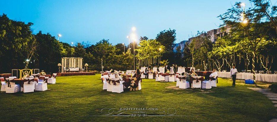 Jeevan Saify Wedding Photography Venue Decor The Woods Gurgaon Knottytales Naina.co Lifestyle Luxury