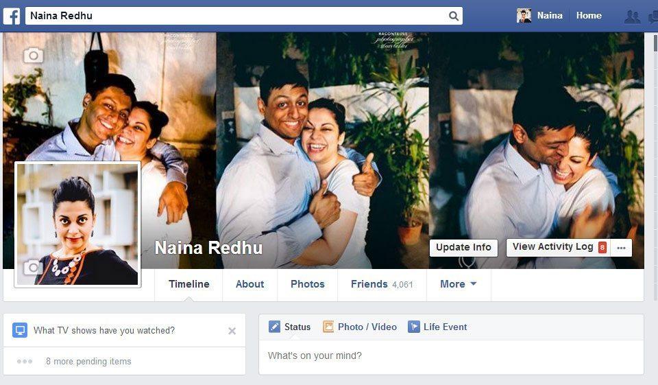 Deactivated-Facebook-Personal-Account-Naina-Redhu