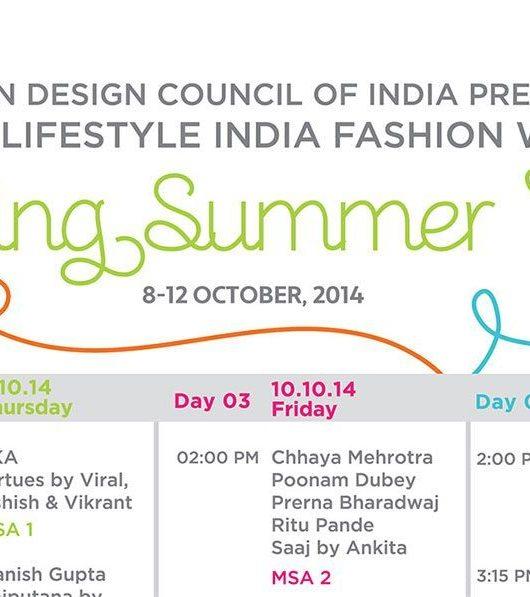 FDCI-Wills-Lifestyle-India-Fashion-Week-Spring-Summer-2015-NainaCo-Luxury-Photographer-Storyteller-Raconteuse-Schedule-Thumb