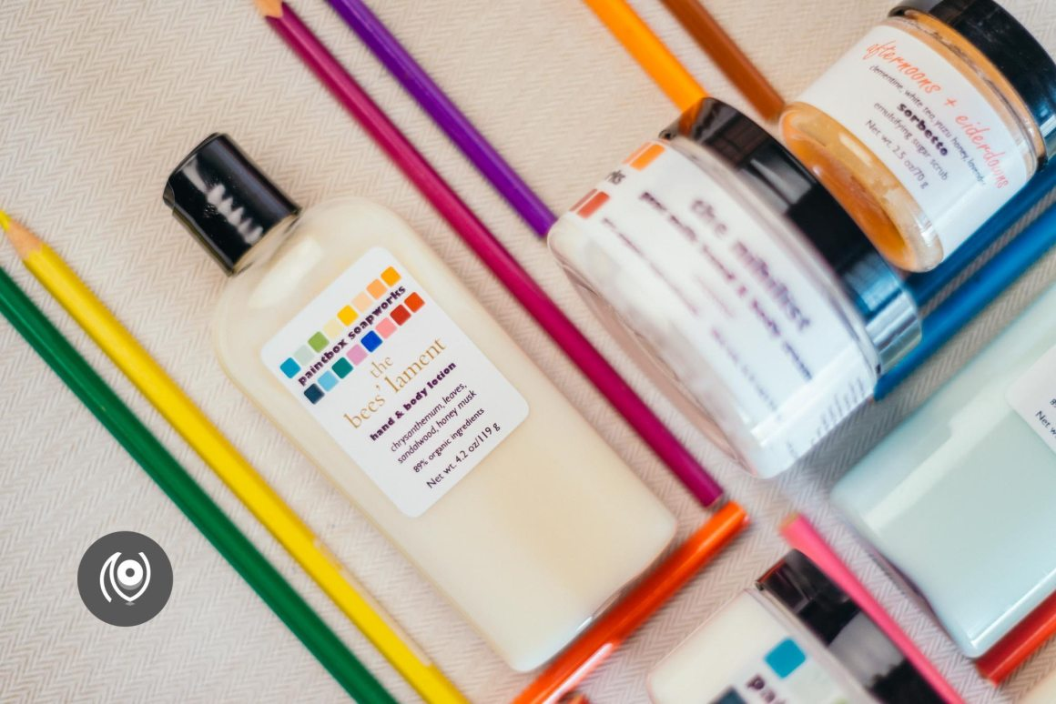 PaintBox SoapWorks, #EyesForBeauty, Naina.co Luxury & Lifestyle, Photographer Storyteller, Blogger.
