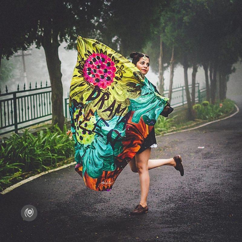 #CoverUp 48 : Drama Queen #REDHUxKASAULI #EyesForDestinations, Naina.co Luxury & Lifestyle Photographer, Blogger Storyteller