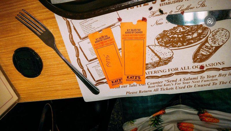 Katz Delicatessen #EyesForNewYork #REDHUxNYC Naina.co Luxury & Lifestyle, Photographer Storyteller, Blogger