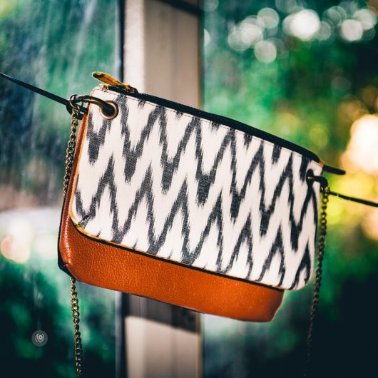 Ikat, Leather, MultiWay, Handbag, By Paulami Saha, Naina.co, Naina Redhu, Luxury Photographer, Lifestyle Photographer, Luxury Blogger, Lifestyle Blogger, Experience Collector, Personal Style, #MadeInIndia