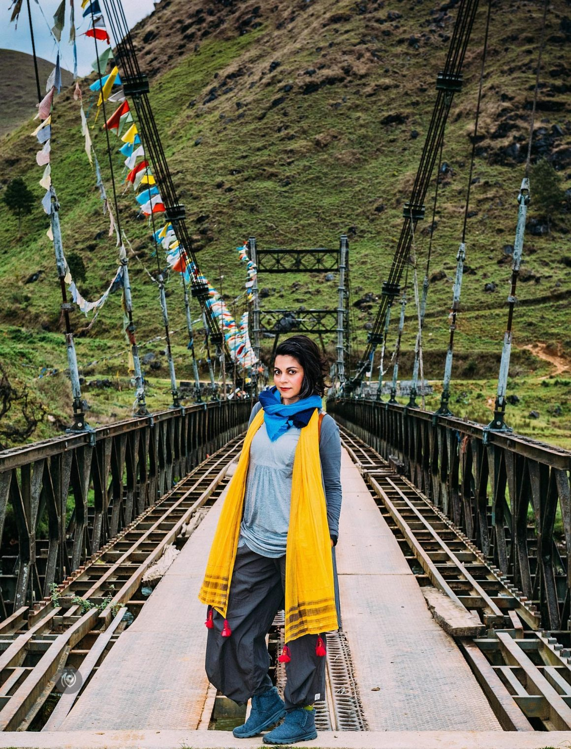 #CoverUp 72, #EyesForArunachal, Naina.co, Luxury Photographer, Lifestyle Photographer, Travel Photographer, Fashion Photographer, Naina Redhu, Nicobar, GoodEarth, Travel Wear, #EyesForDestinations, #EyesForIndia, Destination Photographer, India, Arunachal Pradesh, Travel Gear, Dorjeeling Bridge, Menchukha, Experience Collector, Photo Story, Visual Experience Collector, #CoverUp