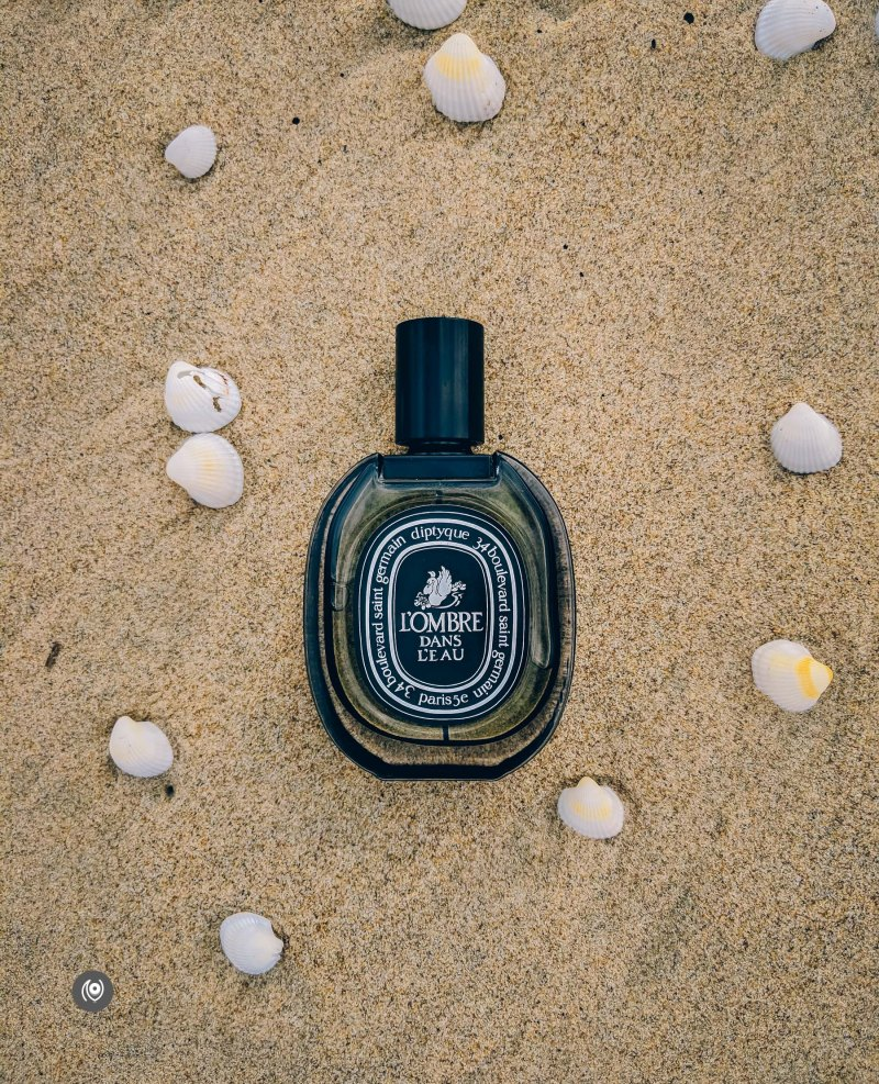 Naina.co, Diptyque, L'Ombre dans l'Eau, Shadow in the water, FragranceOfTheMonth, Fragrance, Parfumier, Perfume, Parfum, Made In France, Fragrance Blogger India, Perfume Blogger India, Fragrance Influencer India, Perfume Influencer India, Photographer, Blogger, Influencer, Fragrance Review Blog, Perfume Review Blog, Winters, Green, Fragrance For Women