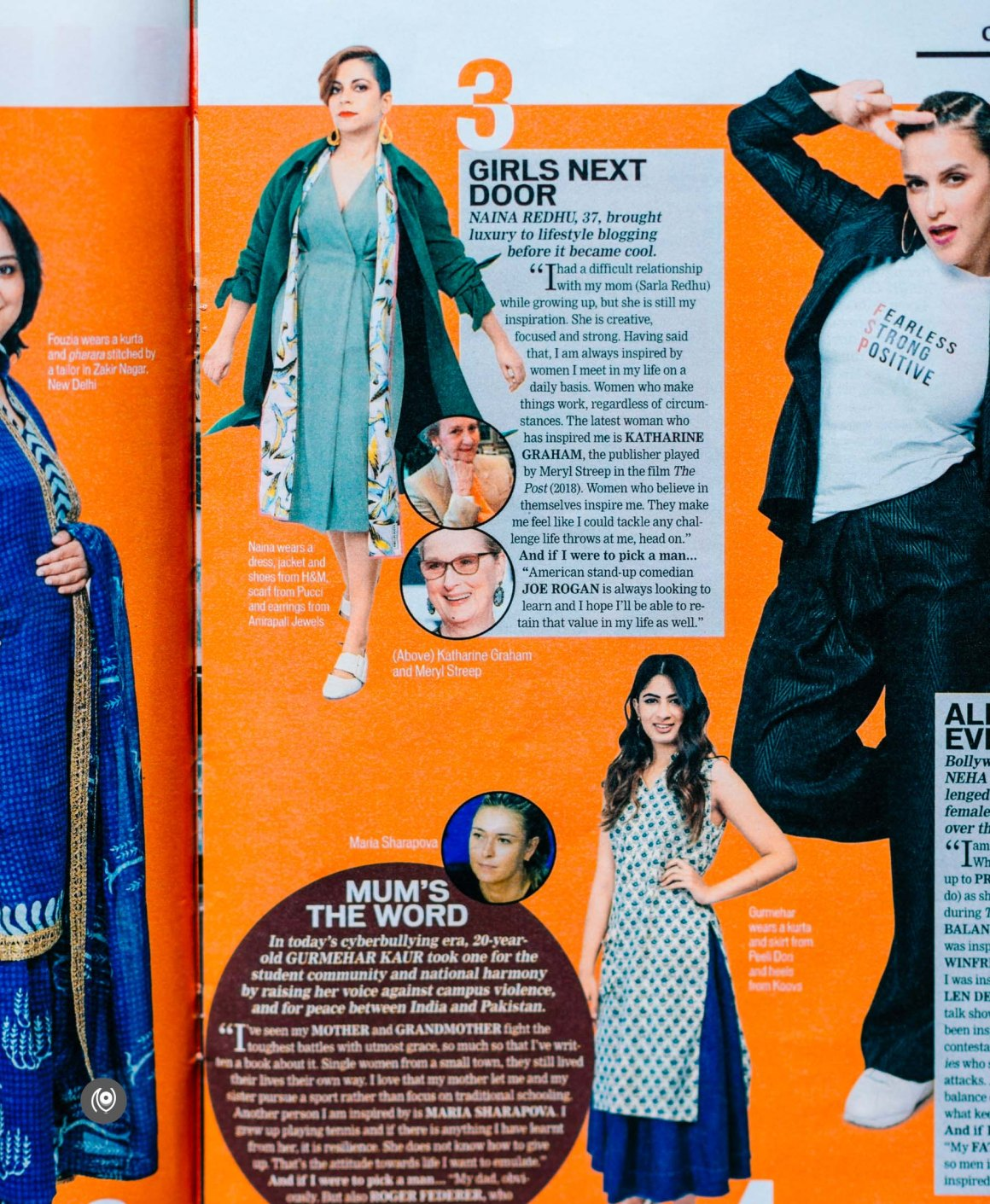 Naina Redhu, #WomenRuleOkay, #HTBrunch, #NainaOnTheCover, Samreen Tungekar, Jamal Shaikh, Women's Day, Naina On the cover, Women Tule Okay, Hindustan Times Brunch, Lubna Salim, Inspirational Women, Naina.co, Naina, Lifestyle Blogger, Luxury Blogger, Photography Blogger, Photo Blogger, Lifestyle Photographer, Luxury Photographer, Professional Photographer, Lifestyle Influencer, Luxury Influencer, Photography Influencer, Photo Influencer