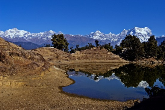 Deoria-Tal-Uttarakhand