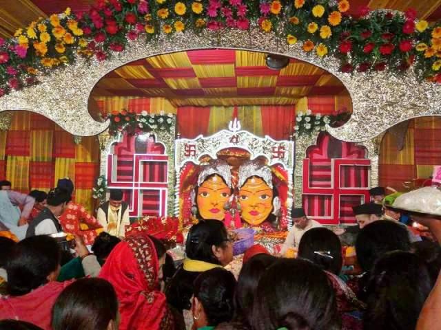 Naina Devi Nanda Devi Temple Nainital