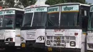 किसान आंदोलन ने मोड़े रोडवेज बसों के पहिये, आंदोलन के चलते प्रभावित हुआ दिल्ली रूट