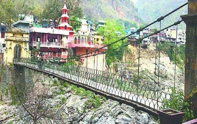 नेपाली नागरिकों के लिए आज खुलेंगे धारचूला और झूलाघाट के अंतर्राष्ट्रीय झूला पुल