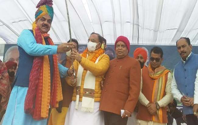 मानव संसाधन मंत्री रमेश पोखरियाल निशंक बोले- बिचौलियों से मुक्ति दिलाने को बनाए नए कृषि कानून