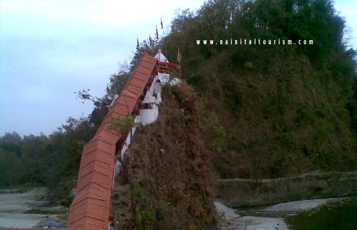 NAINITAL TOURISM Since 1999  1000  Pages  Garjiya Devi Temple  Garjiya Devi Temple Ramnagar