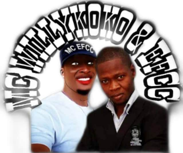 Mc Willykoko and Mc EFCC