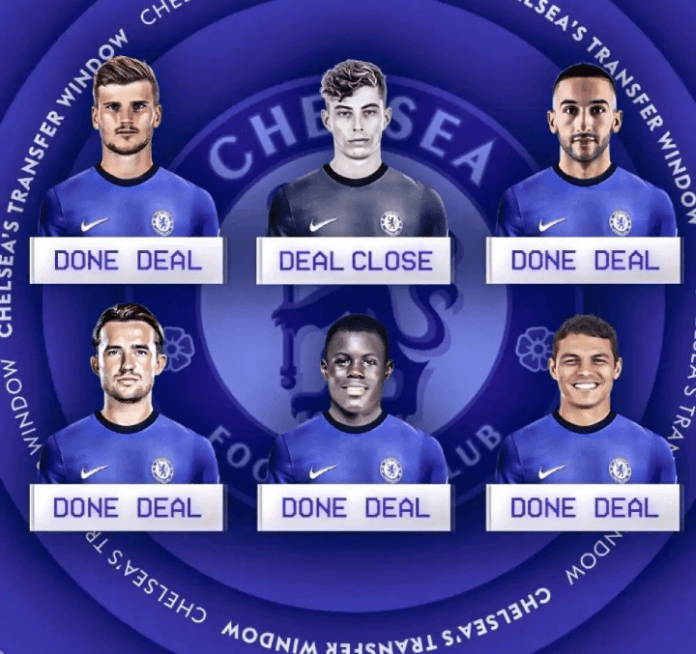 Chelsea First Eleven
