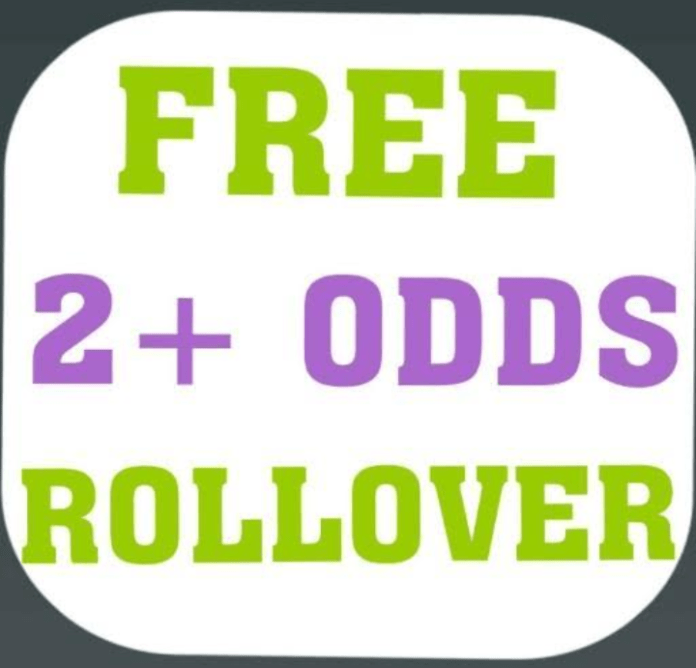 Free 2 odds daily