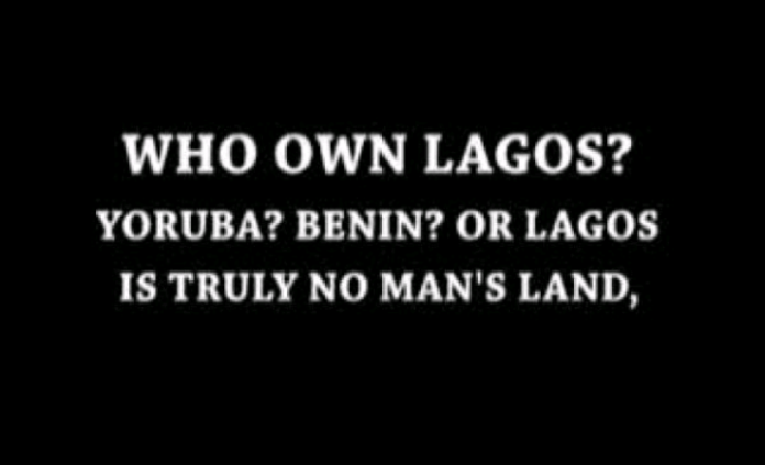 Who is the real owner of Lagos