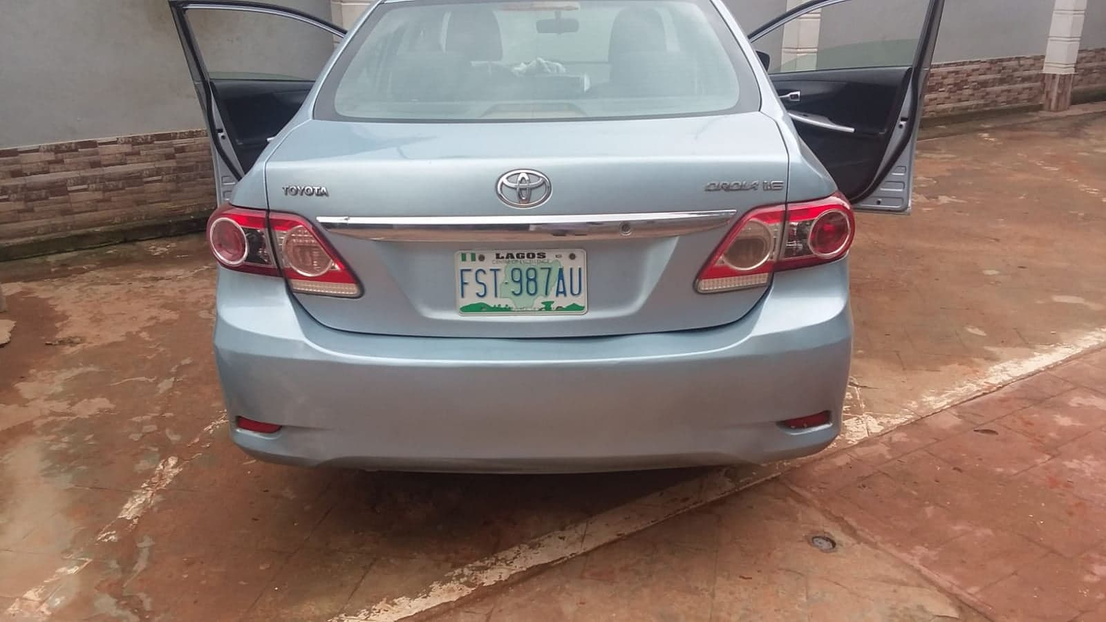brand new toyota camry price in nigeria grand avanza 1300cc corolla for sale lagos seller see description listed nov 7 2018 registered 2012 model bought