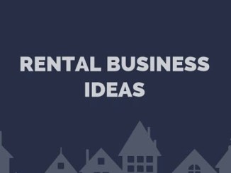 Steps to start a rental business