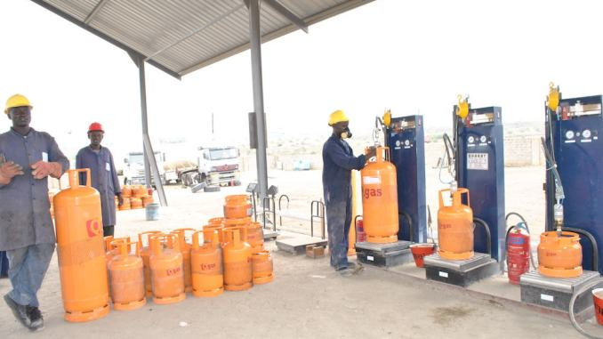 How to start cooking gas business