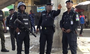 How to join Nigerian Police Force