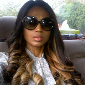 South African Model Celebrity Big Brother Barbz Buys