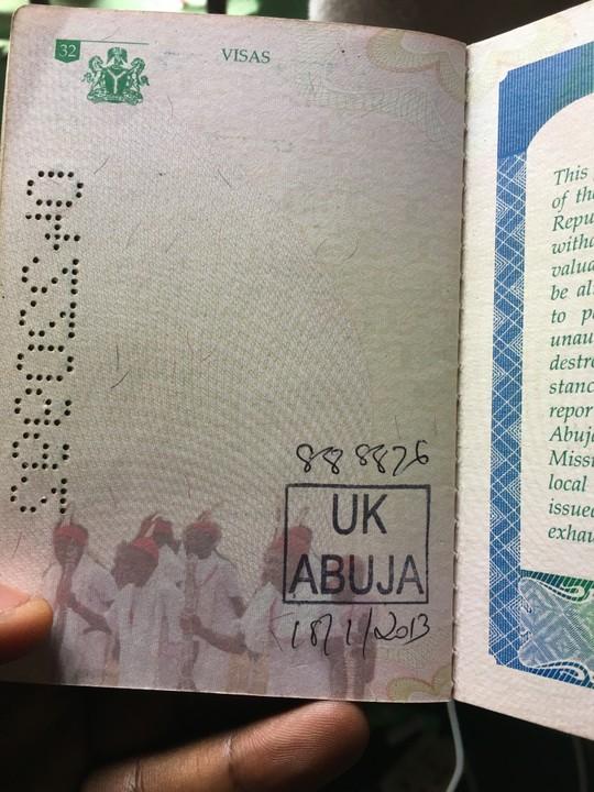 General UK Visa Enquiries - Part 4 - Travel (103) - Nigeria