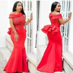Catalog Of Latest Lace Gown Styles For Wedding 2019 Fashion Nigeria