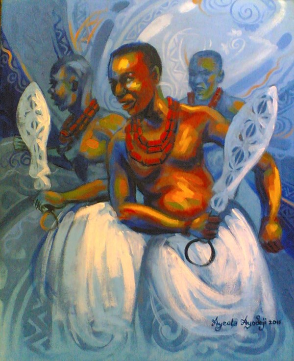Famous African American Paintings