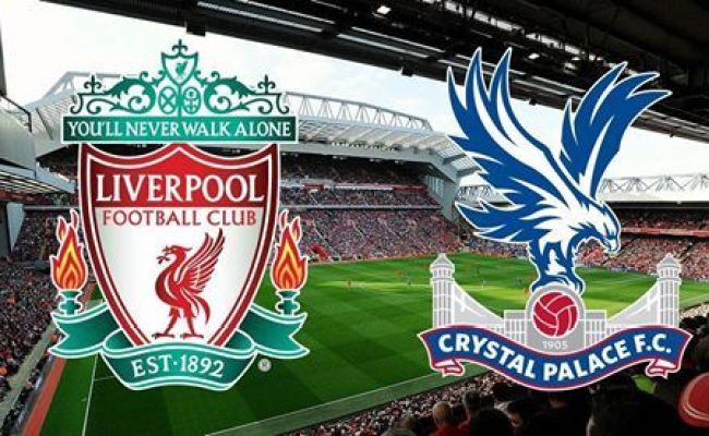Live Stream Liverpool Vs Crystal Palace 24 06 2020