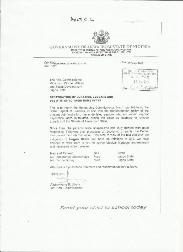 Documents Show Lagos Informed Anambra Government Before