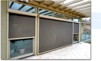Automatic Retractable Sun Shade Screens For Your Project ...