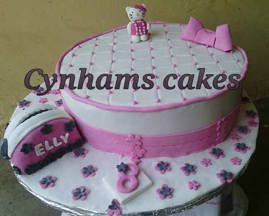 Rich  Affordable Birthday Wedding And Party Cakes In