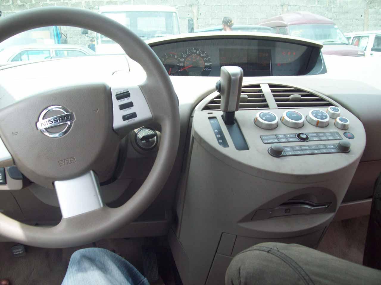 Nissan Quest 2005 Autos Nigeria