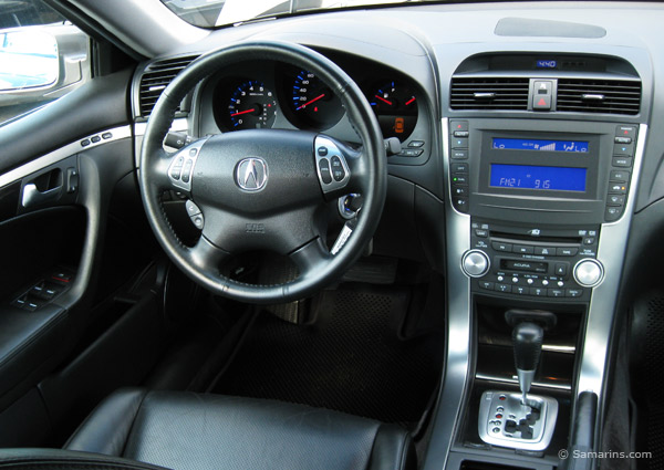 Very Clean Registered 2006 Acura Tl With Navi Autos